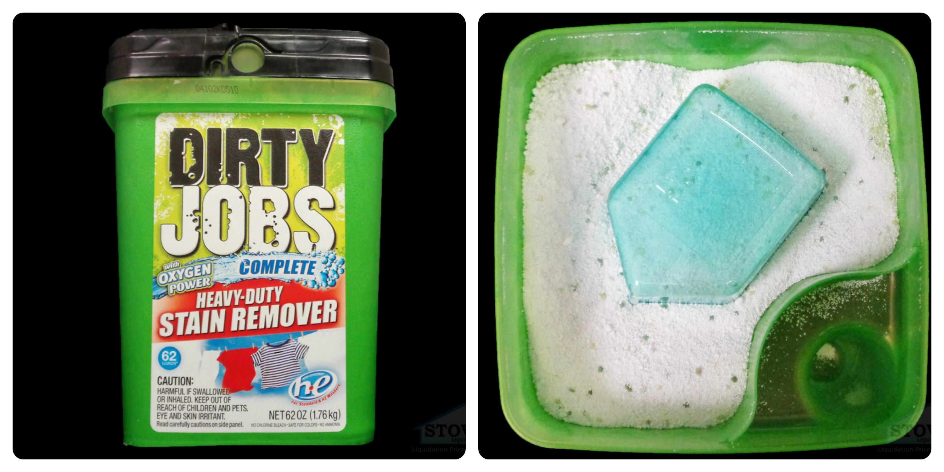 Dirty Jobs Heavy Duty Stain Remover Mike Rowe